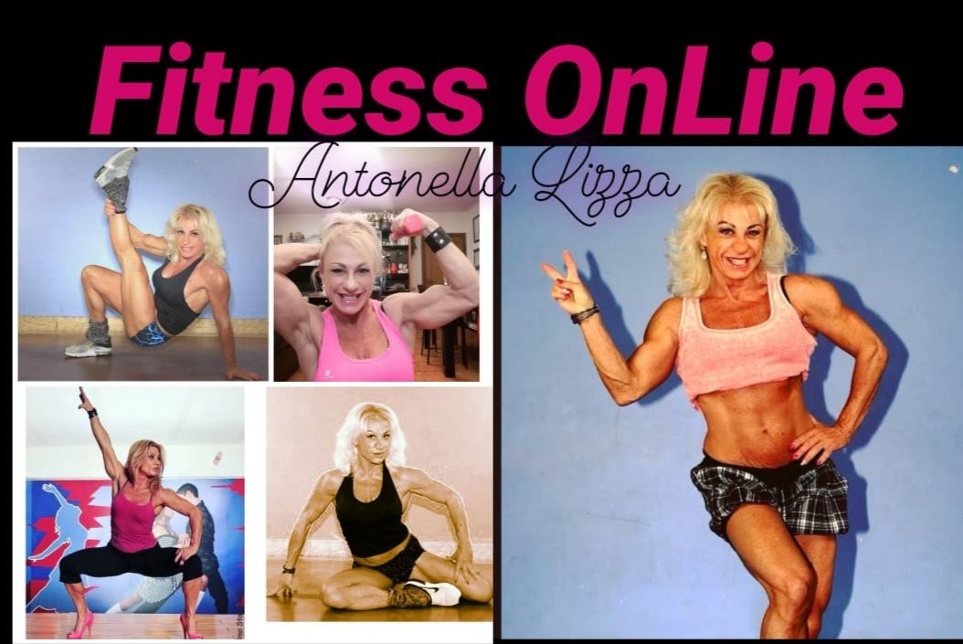 FITNESS ON LINE BANNER